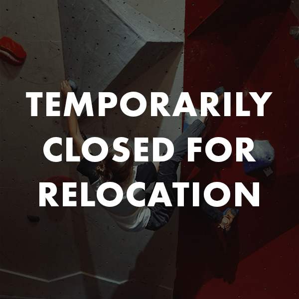 Temporarily Closed for Relocation