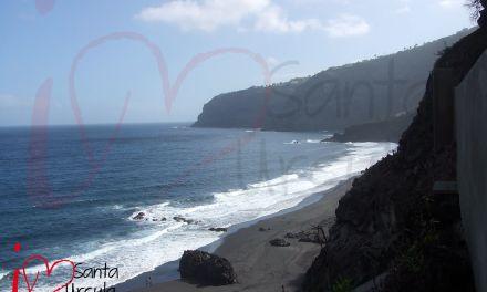 Playa Santa Ana, Santa Úrsula