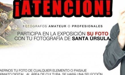 Exposición de Fotos de Santa Úrsula