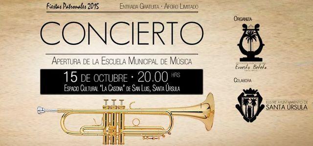 Concierto Ernesto Beteta