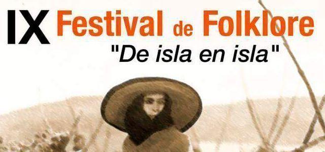 Festival Isla en Isla Santa Úrsula