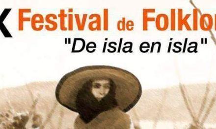 IX Festival de Folklore de Isla en Isla