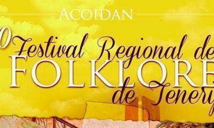 I Festival Regional de Folklore de Tenerife