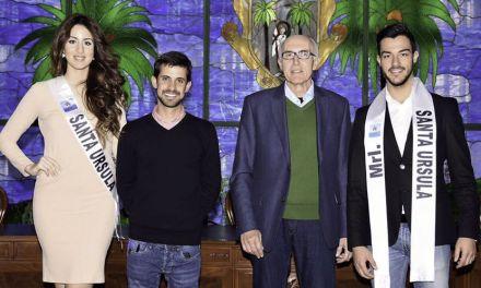 Santa Úrsula estará representada en el Certamen Miss & Mister World Spain y Mister International Spain