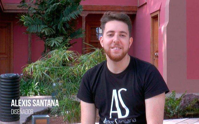 Alexis Santana Diseñador Santa Úrsula