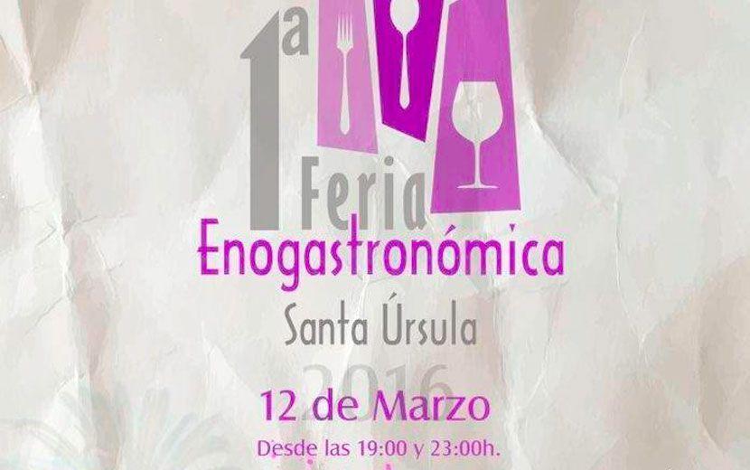 Feria Enogastronómica Santa Úrsula