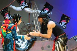 Piratas al Caribe en Santa Úrsula