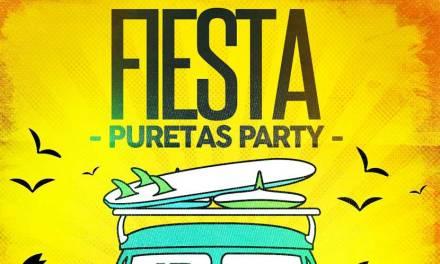 FIESTA PURETAS PARTY   FIESTAS PATRONALES 2016