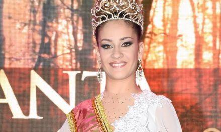 Noelia Pérez Reina de las Fiestas en Honor a Santa Úrsula 2016