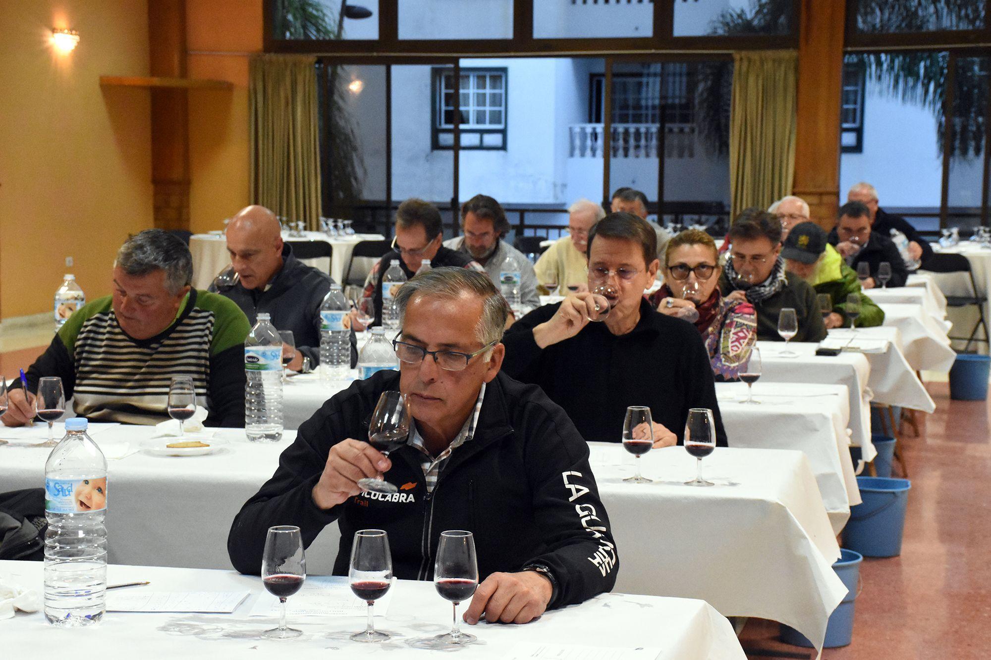 Concurso de Vinos Tintos Santa Úrsula