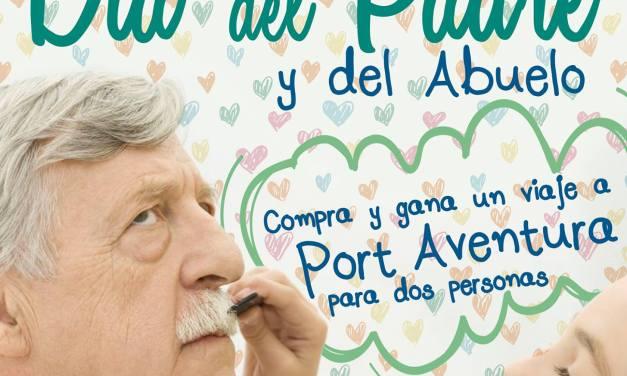 Compra en Santa Úrsula y gana un viaje a Port Aventura