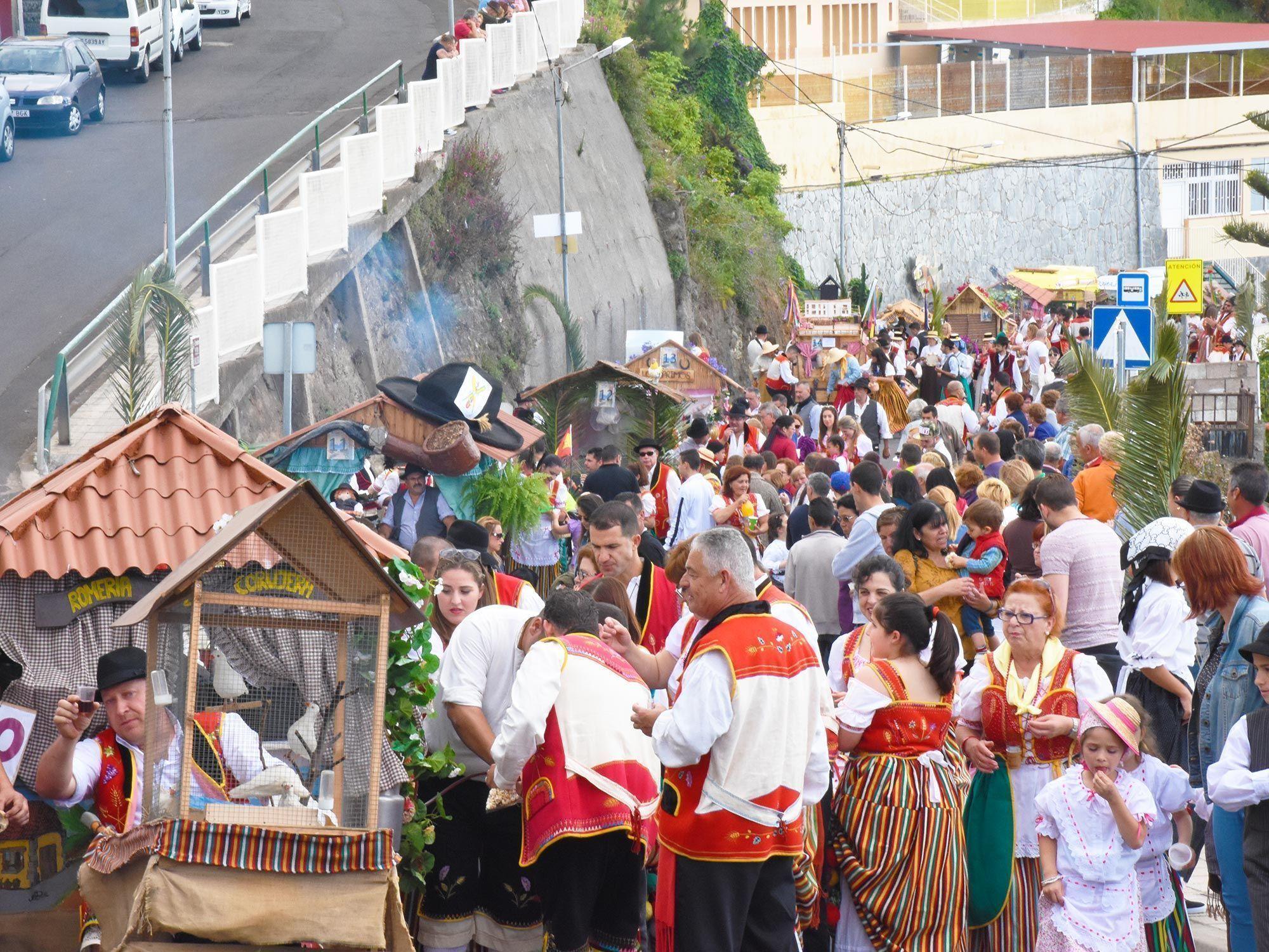 Romería de La Corujera - Santa Úrsula