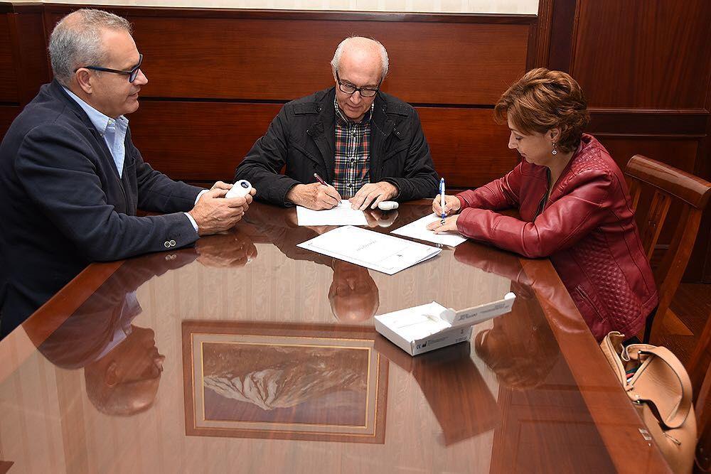 Convenio Prevención de Cancer de Piel Ayuntamiento de Santa Úrsula