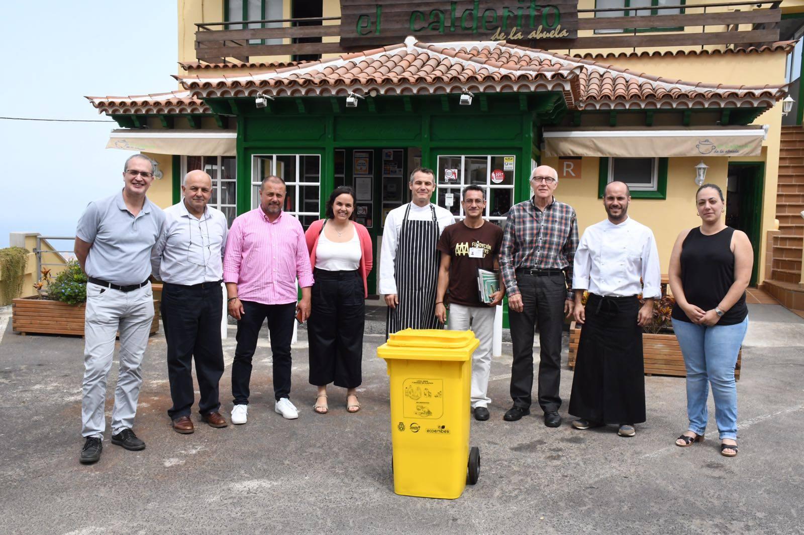 Restaurante Reciclaje Santa Úrsula