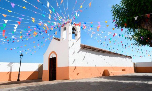 COMIENZAN LAS FIESTAS EN EL BARRIO DE LA CORUJERA
