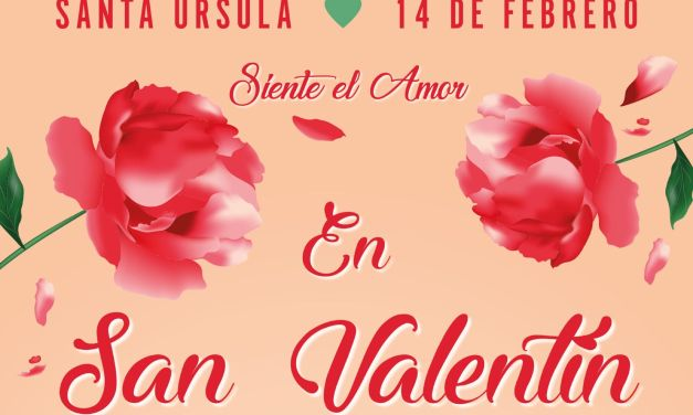 Siente el amor en San Valentín