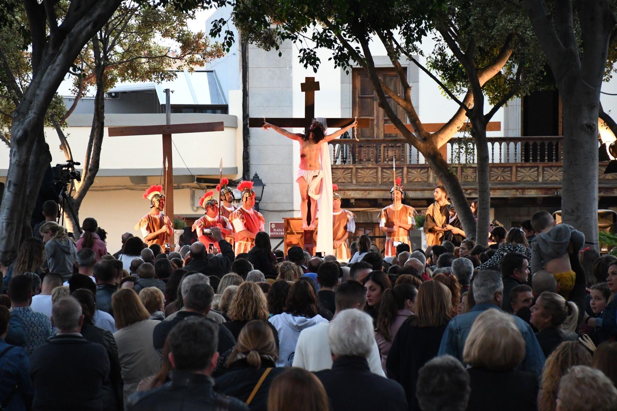 Pasión de Cristo Santa Úrsula