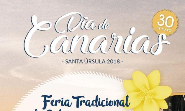 Amplio programa de actividades con motivo del Día de Canarias en Santa Úrsula