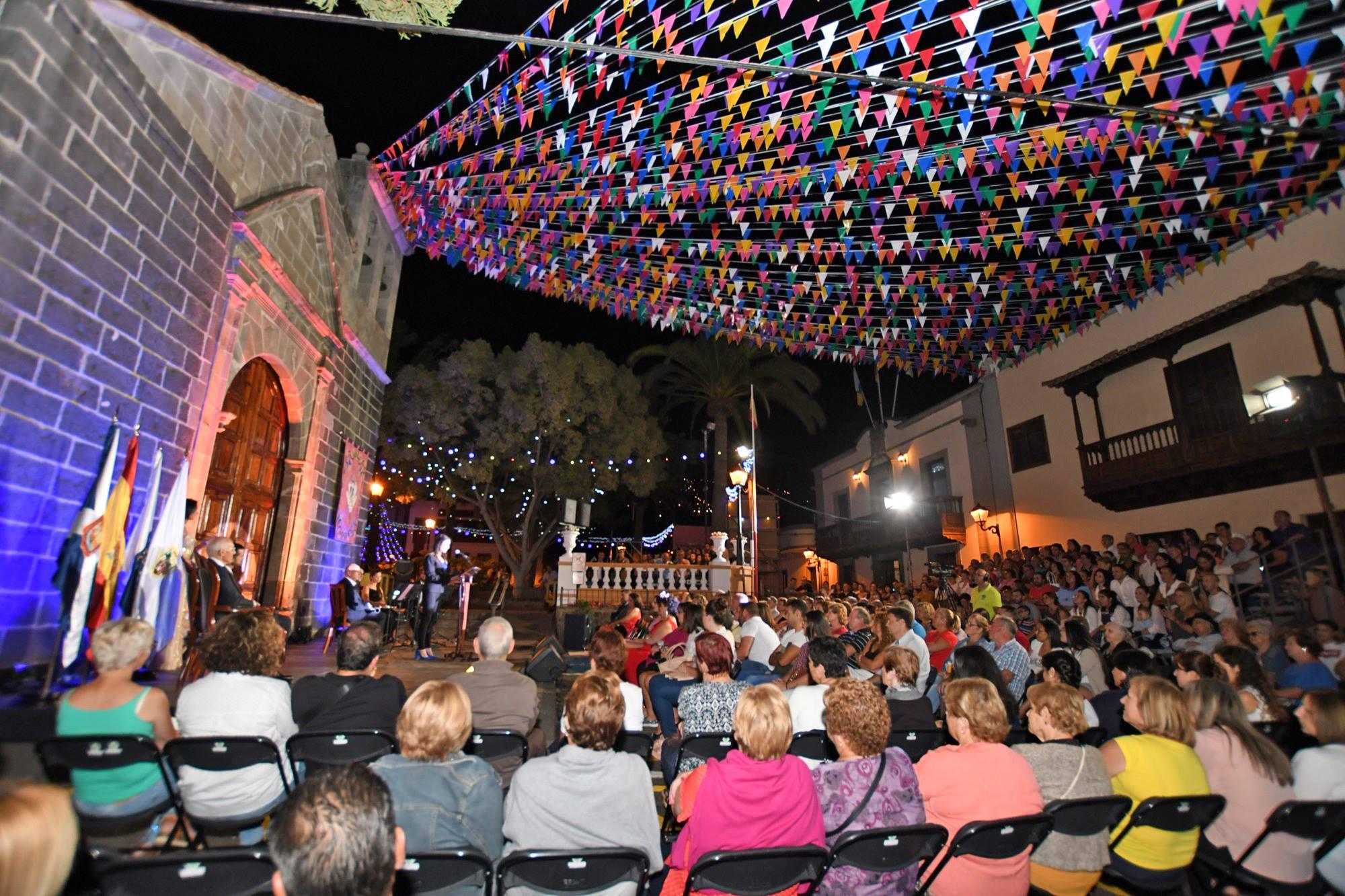 Comienzan las Fiestas Patronales de Santa Úrsula 2018