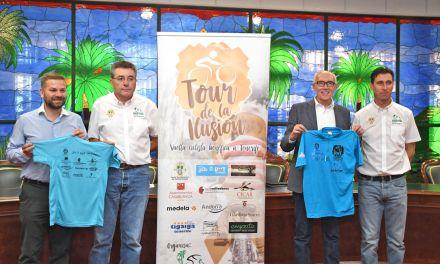 El Tour de la Ilusión pedalea por los niños con cáncer
