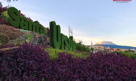 El Cabildo invertirá este año más de 4 millones de euros en Santa Úrsula