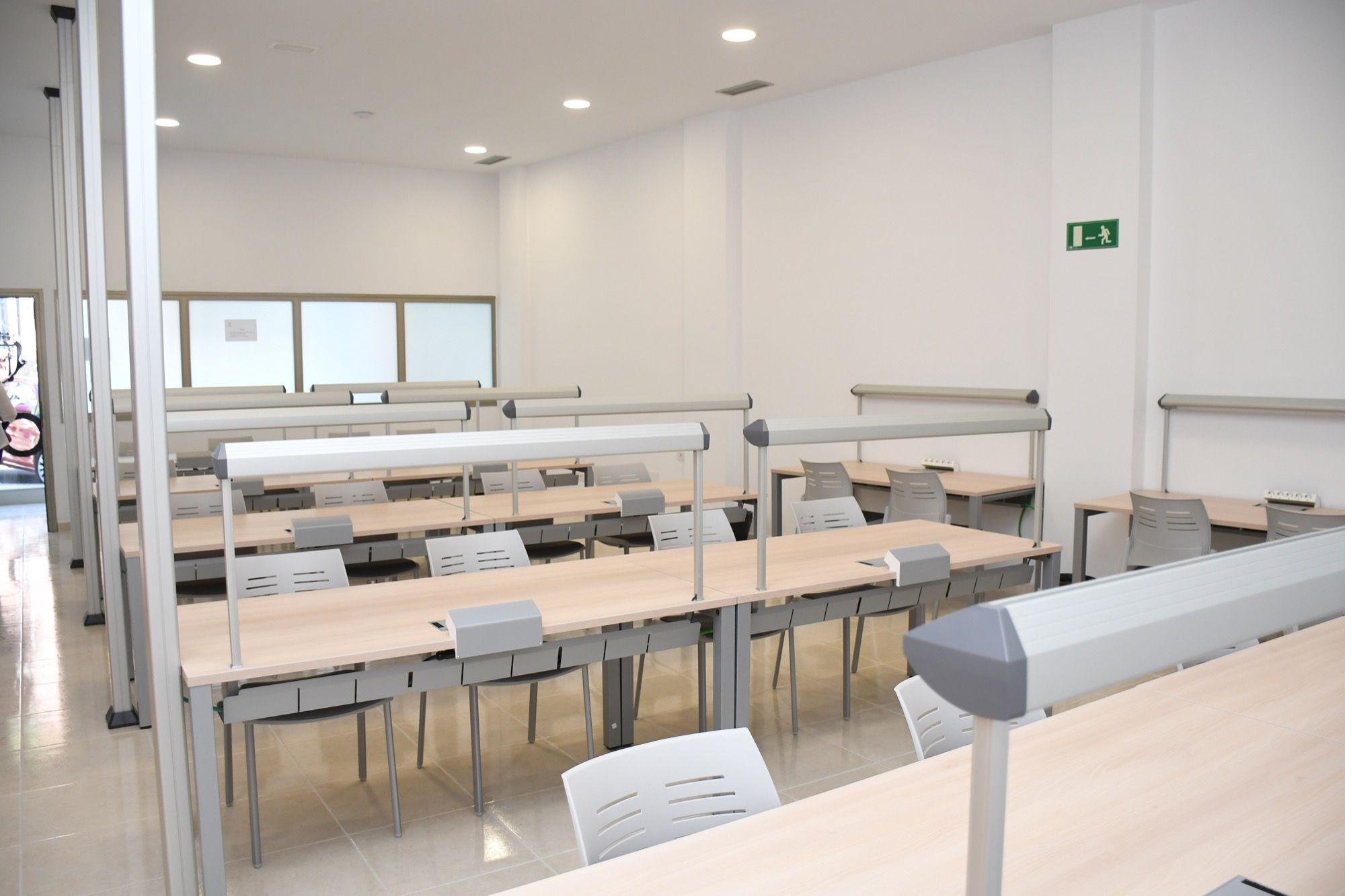 Sala de Estudios Santa Úrsula