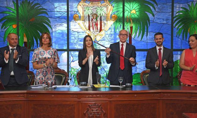 """Juan Acosta: """"Queremos gobernar escuchando, porque los ciudadanos son lo primero"""""""