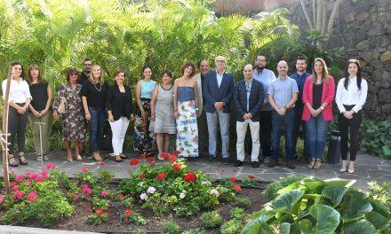 Santa Úrsula acoge un encuentro de concejales de Turismo de la comarca Nordeste