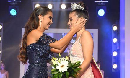 Melania Figueroa REINA de las FIESTAS de SANTA ÚRSULA 2019