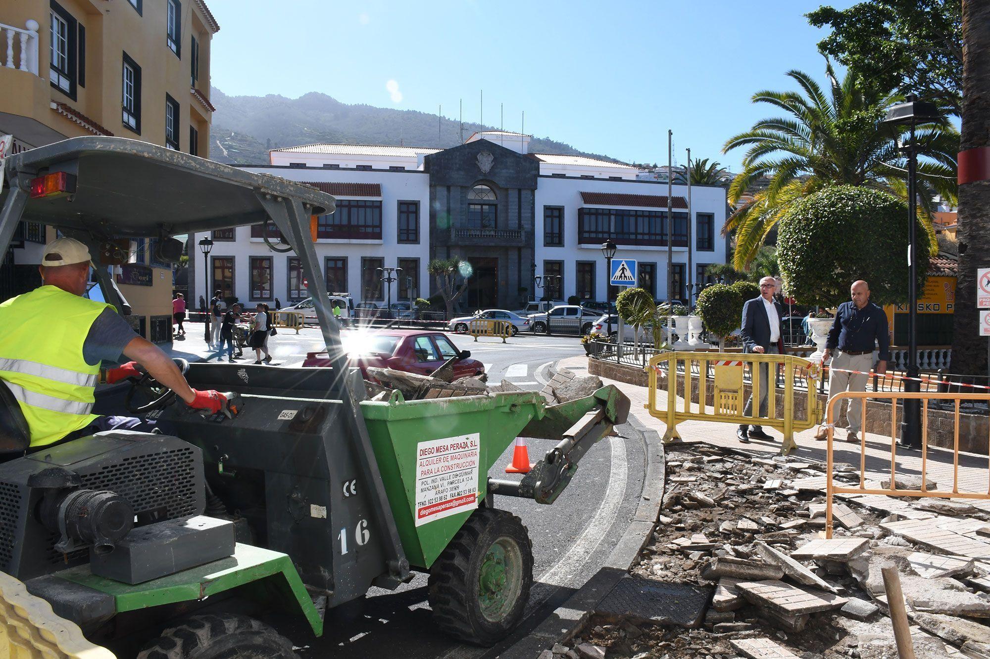 Mejora Entorno de la Plaza de Santa Úrsula