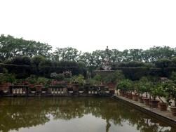Dans le jardin Boboli