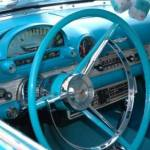 Remember the 1955 / 1956 Thunderbird Dashboard?