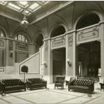 Interior Robidoux Hotel 1918 St. Joseph Mo