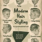 Remember these Modern Hair Styles?