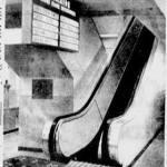 Sears Escalator St. Joseph Mo.