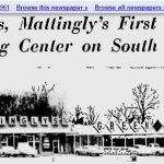 Shopping Center – Green Hills – Mattingly's 22nd Street – St. Joseph