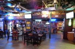Inside Norty's Bar and Grill St. Joseph Mo