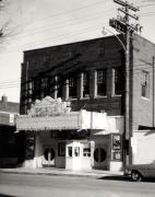 Plaza Theater. 19th & Olive.