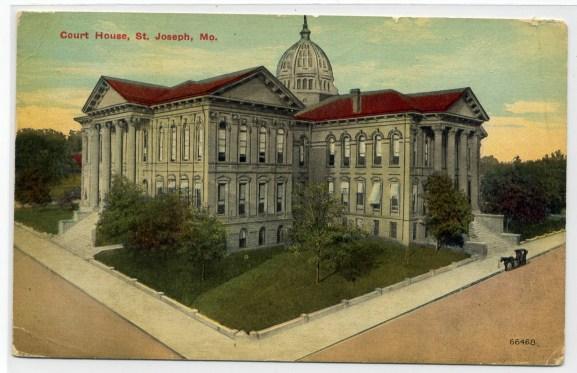 Court House Saint Joseph Missouri