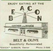 Beacon Restaurant Belt and Olive St. Joseph Mo