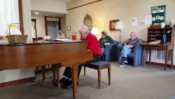 John Eberhart – St. Joseph Mo Piano Player – It Had To Be You