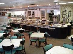 Inside Jerre Annes Cafe St. Joseph Mo