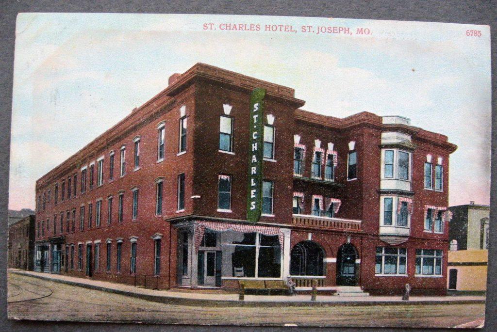 St. Charles Hotel 1911