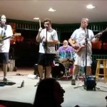 Last Show Of Charlie & The Stingrays band – American Band (cover) 7-24-15