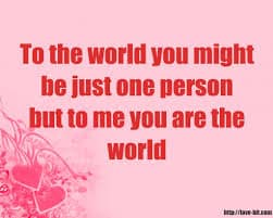 How Much You Mean To Me Quotes Images
