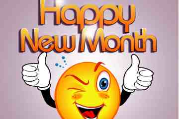 Funny Happy New Month Images