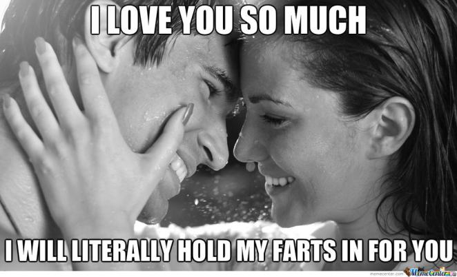I Love You Meme Funny For Her : Sweet love notes for her with funny love memes for her