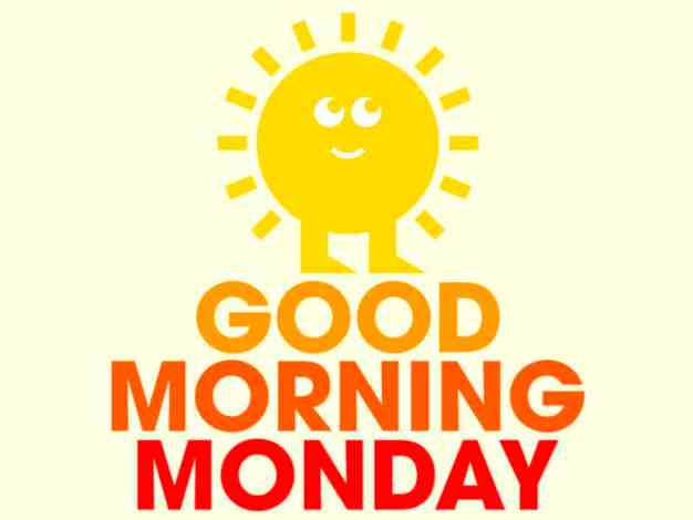 Good morning monday quotes with images monday positive quotes good monring monday quotes images voltagebd Gallery