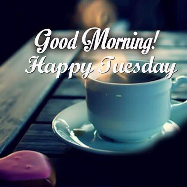 Tuesday Coffee Quotes Images