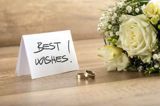 wedding congratulations messages for him and her